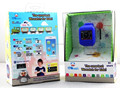 2015 hot sell kids smart watch interactive with APP, electronic kids smart watch