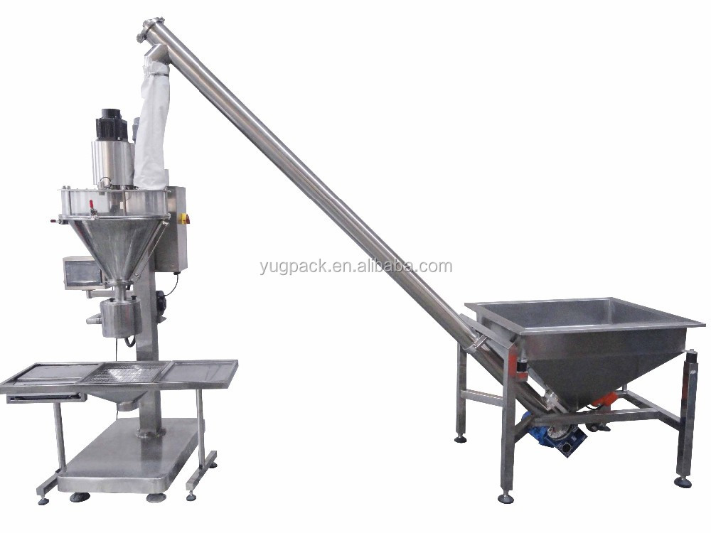 milk and rice cereal powder filling machine YGF-F/500