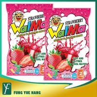 Dried Instant drink fruit juice 60g/sachet Strawberry flavor juice powder