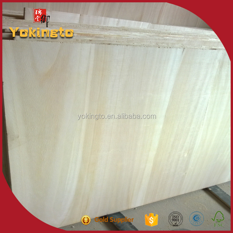 Plywood timber edge glued panels pine finger joint from China factory prices