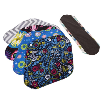 Hot Selling Reusable Sanitary Pads Sanitary Towel Women Menstrual Pad