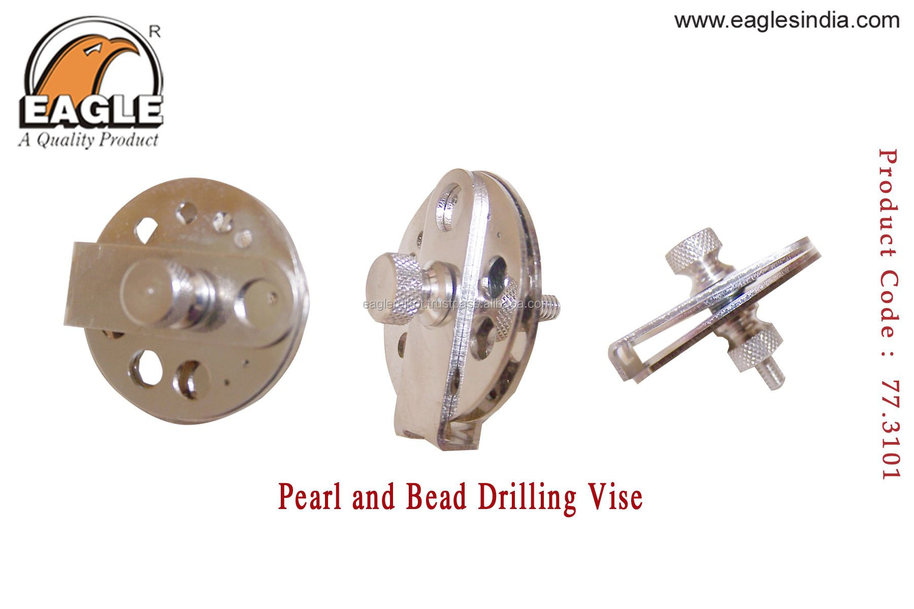 jewllery tools Pearl and Bead Drilling Vise