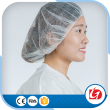 Excellet Quality Disposable Printed Large Bouffant Cap