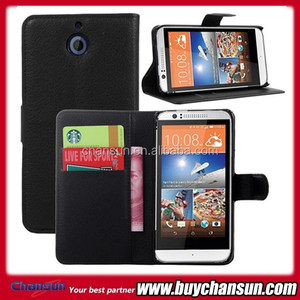 China Manufacturer flip cover case for HTC desire 510