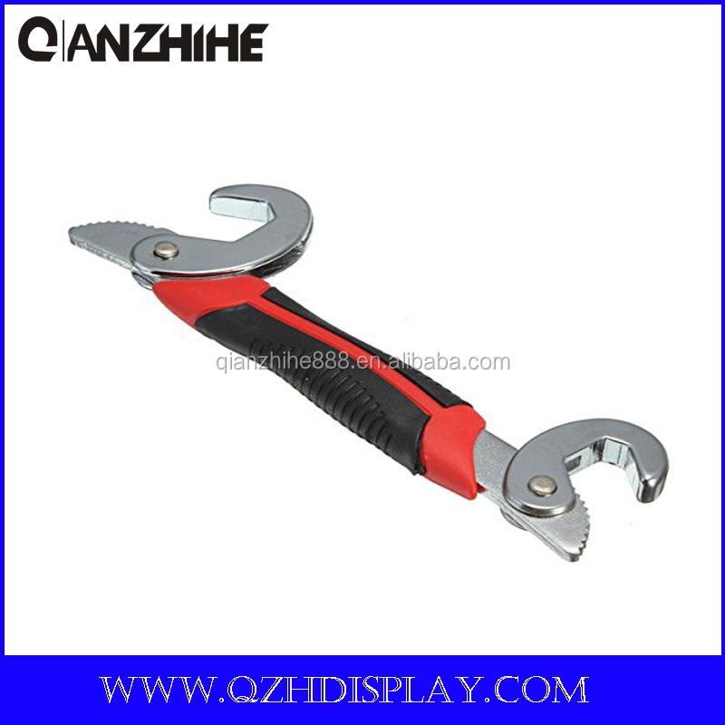 Qinzhihe Universal Spanner Adjustable Wrenches 2 PCS