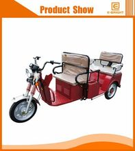 Professional 3 wheel car riskshaw commodity