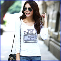 oem service women's long sleeve t-shirt ladies girls t shirt karachi