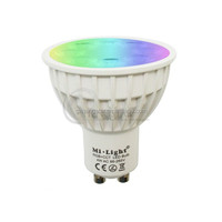 brilliant color effect lighting bulb