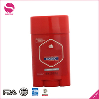 Senos Manufacturer Promotion Product New Design Eco Friendly Body Spray Alum Deodorant