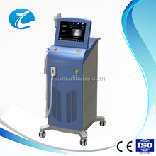 Hot selling permanent 808nm laser machine Germany dilas bars 6L water box LFS-808 hair removal/remover/depilation