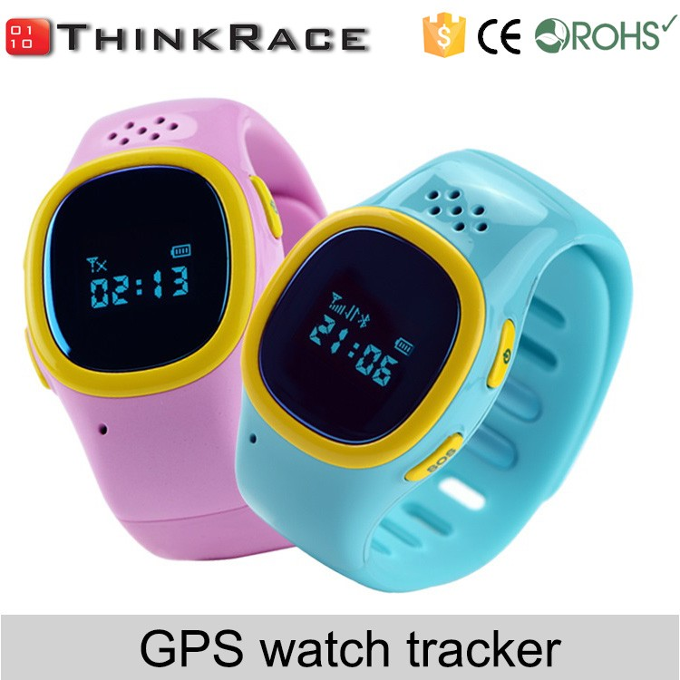 Tracking by moblie phone for gps watch in China shenzhen OEM