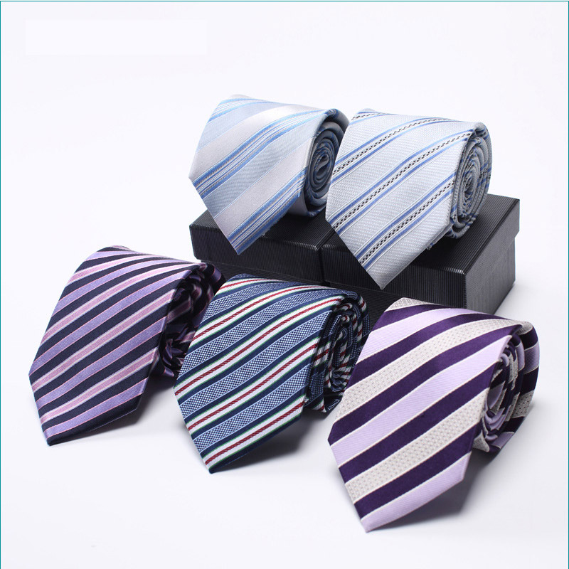 Fashion Style Men's Tie Multi Design High Quality Silk Ties