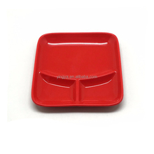 Hot sale good quality anti-slip FDA silicone children food plate