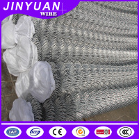 Woven Wire Mesh Application and Chain Link Mesh Type chain link fence for garden