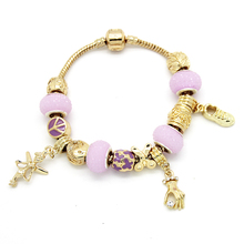 Bracelet Jewelry Fashion Cheap Euro Style Multi Charms Bead Bracelet