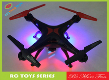 good price helicopter drone 2.4G 4ch rc drone with camera and lights