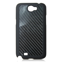 Fashion design phone case real carbon fiber phone shell hot selling back cover for Samsung 7100