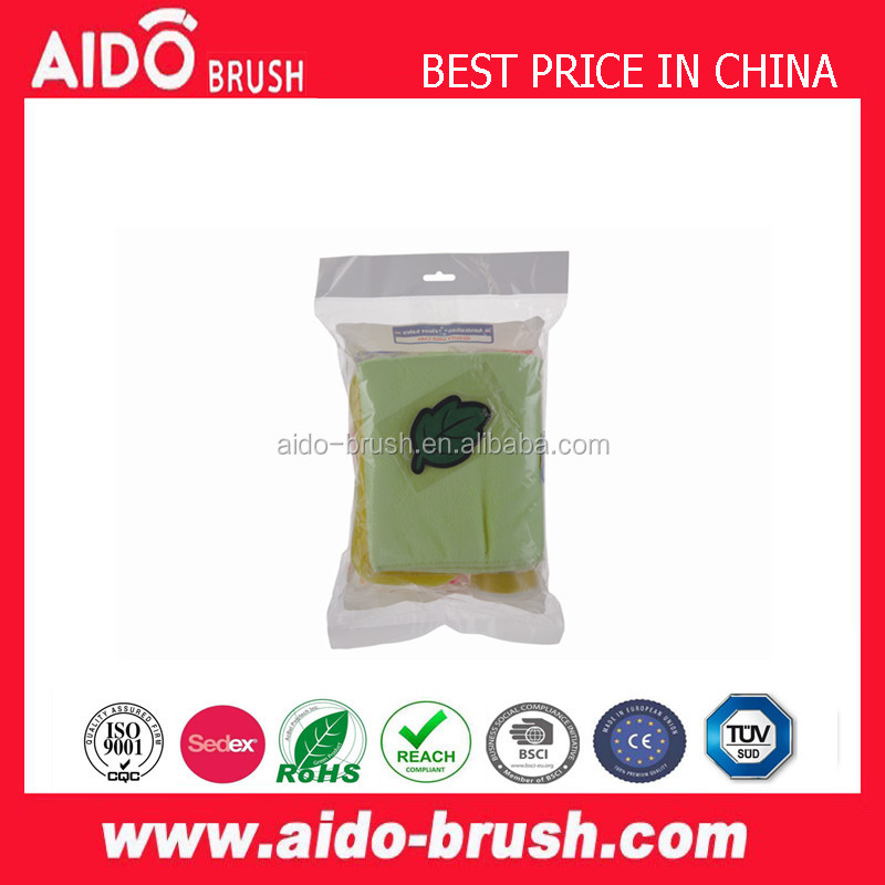 AD-0823 cheapest 4pcs car washing set ,cheap car care ,cleaning kit