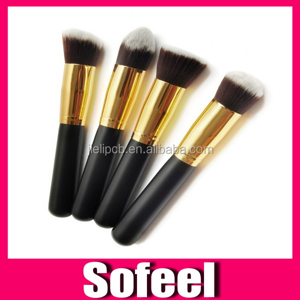 Sofeel high quality makeup brush for resale synthetic hair
