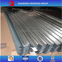 2015 Hot Sale hot-dip Galvanized Corrugated Steel Roofing Sheets