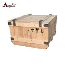 Angelic Chinese Supplier's Wooden Container Packing Boxes