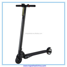 Carbon fiber super light 6.3kg stand up adult kids transport electric scooters mopeds