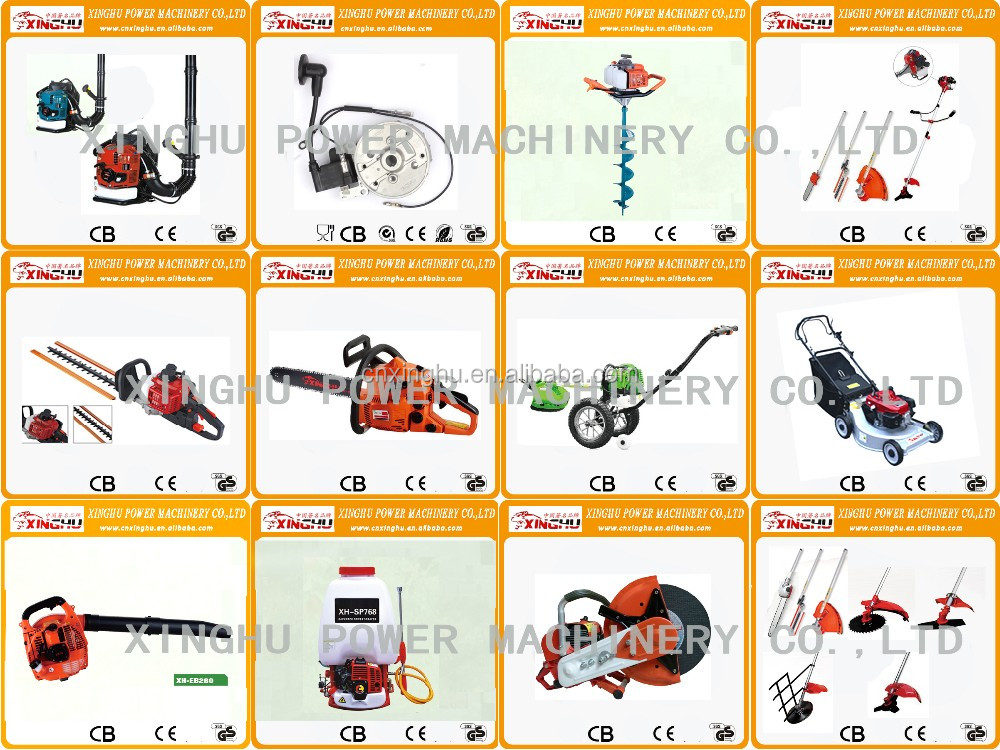 22.2cc gasoline hedge trimmer/ one blade hedge trimmer/750mm blade