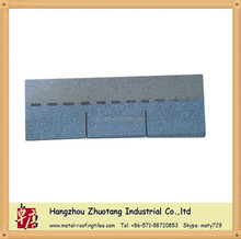 3-Tab Fiberglass Type Bile Sate Asphalt Roof Shingle