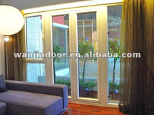 aluminum vinyl windows price from china supplier