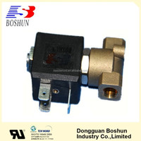 DC AC high pressure and base media solenoid valve BS-0928V-01