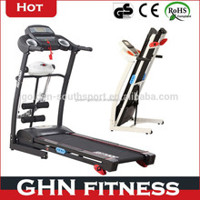 cheap gymnastics fitness equipment iphone/ipad support treadmill with massager