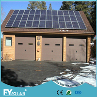 5KW off grid solar energy system with competitive price from factory