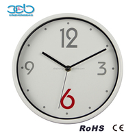 China 10 Inch Home Office Cheap Gift promotional wall clock