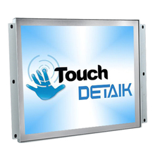 Metal Open Frame TFT LCD Touch Monitor Industrial PC Monitor LCD Display