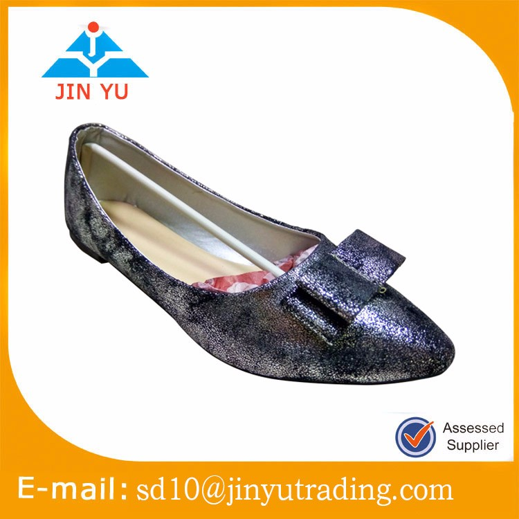 New style point shoes ballerina lady shoes