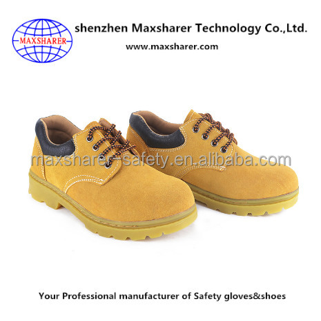 Best Steel Toe Mens Work Boots Safety Shoes - Buy Steel ...