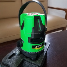 Five beams Auto-leveling green Laser Level