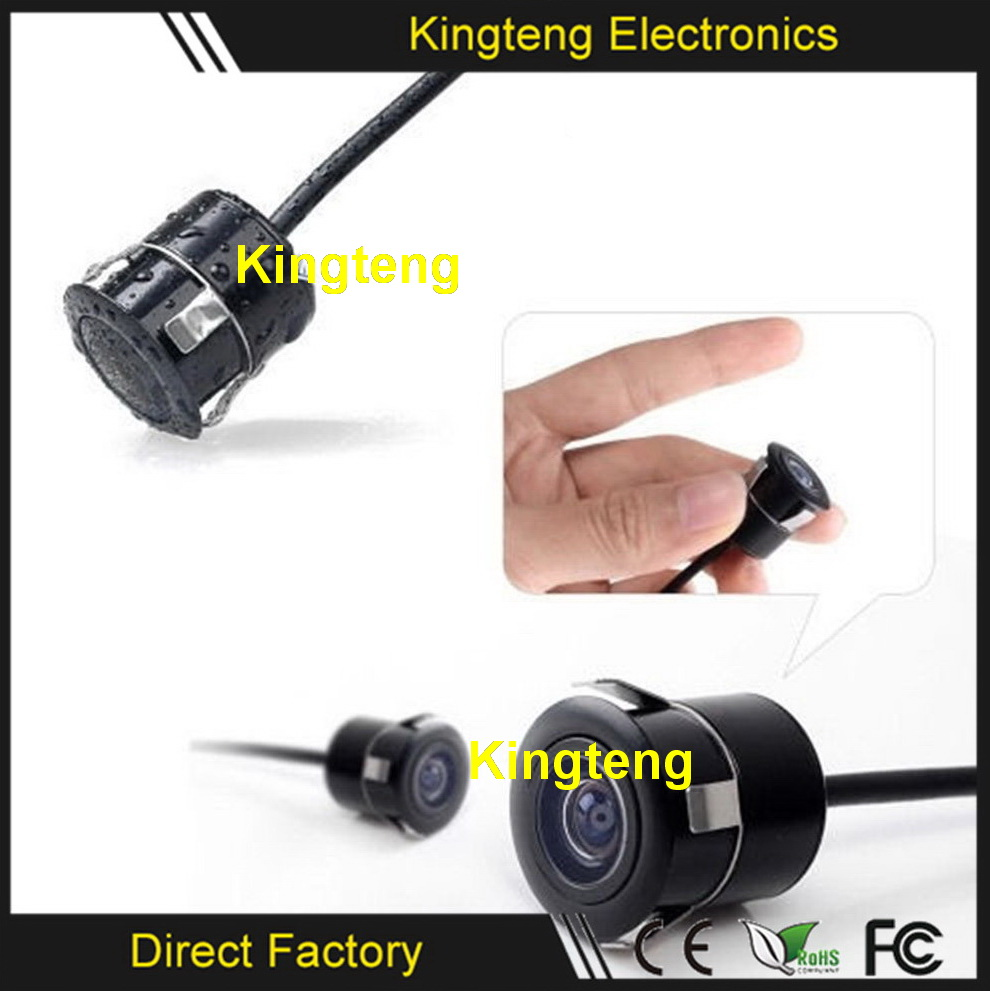 170 Degree Angle HD Auto Car Reversing Camera Kit (KT-009S)
