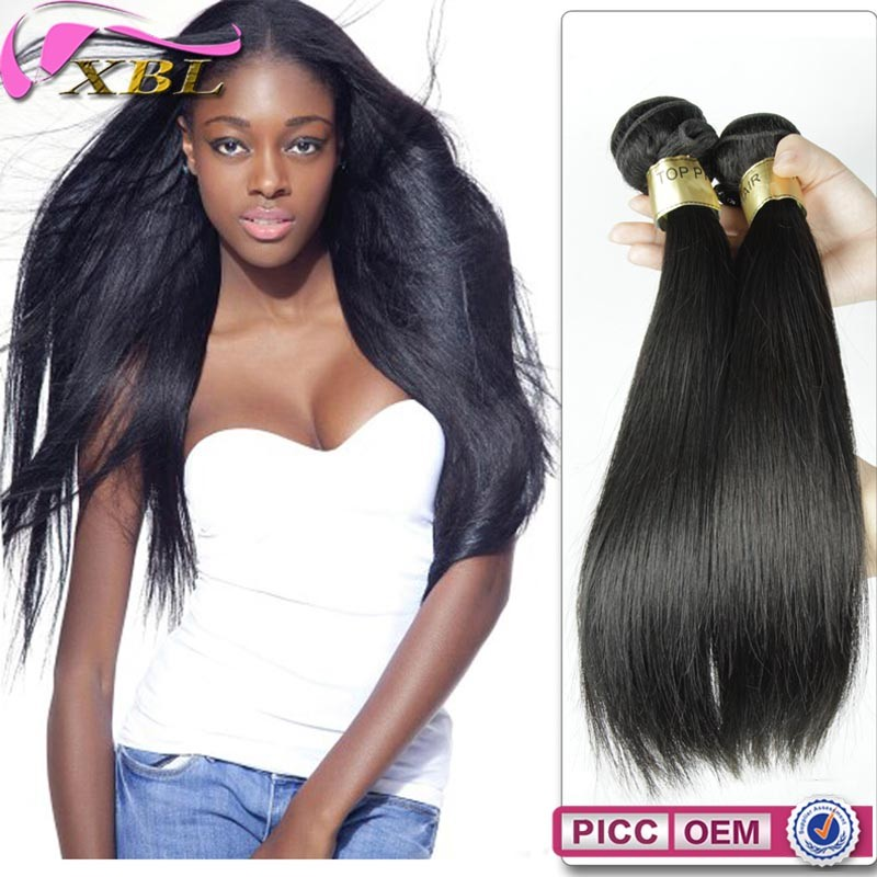 Cuticle Intact Colored Brazilian Hair Weave Wholesale Weave