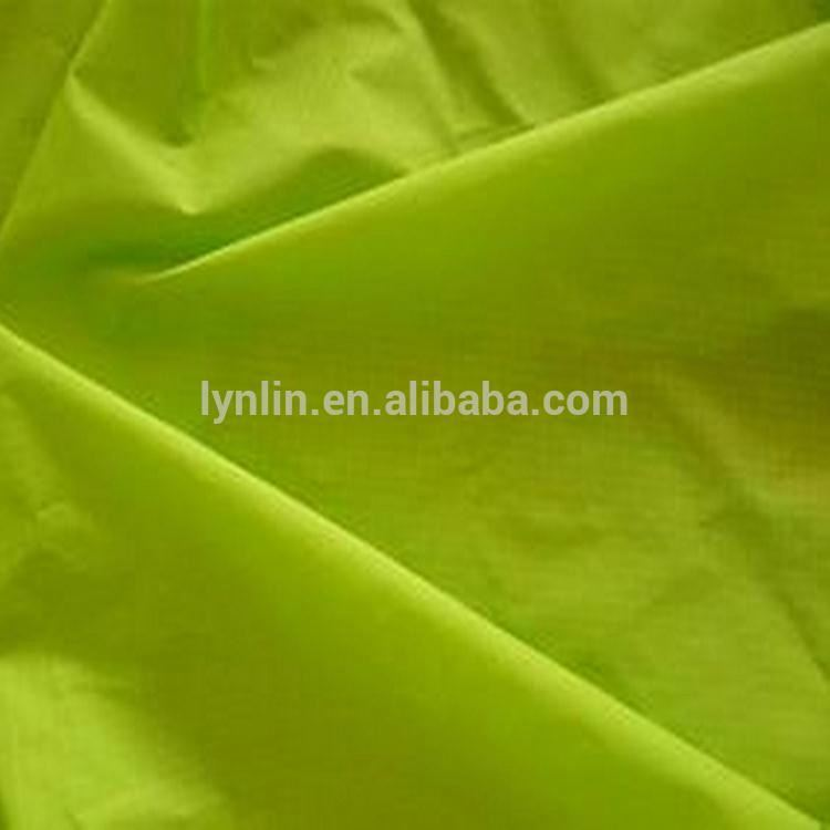 20D Good Quality Ribstop Weaving 420T Lightweight Nylon Fabric