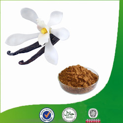 Flavor and fragrance organic vanilla powder with competitive price