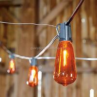 10LT Halloween ST40 Flicker Flame String Lights