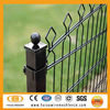(ISO9001)Made in China decorative high quality protective cheap double wire garden fence