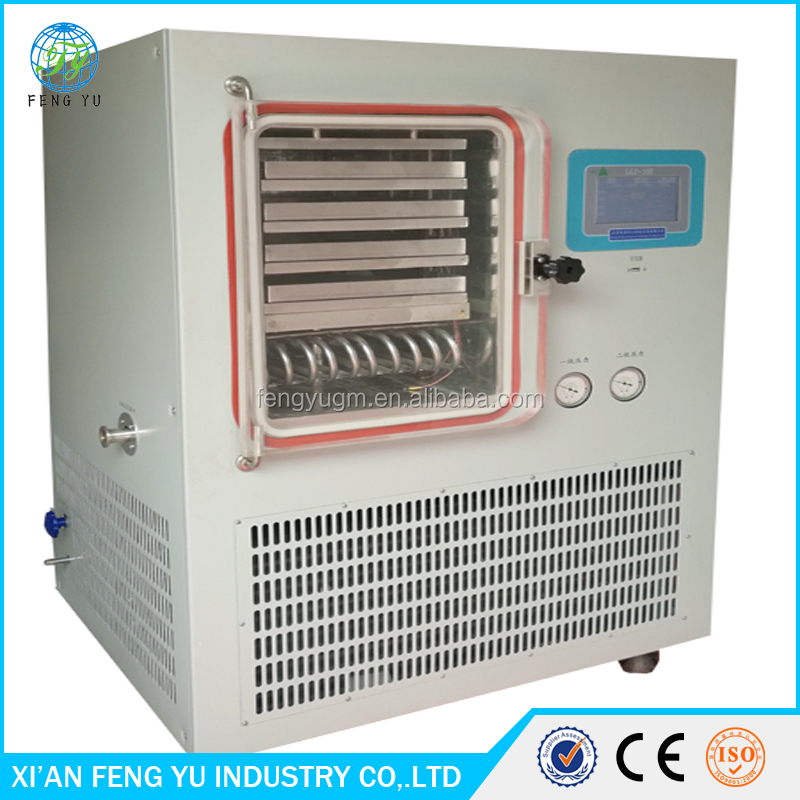 FYJ-12A 4KG mini vacuum freeze drying machine for sale