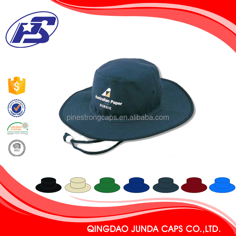 Free sample fashional adjustable greek fisherman bucket wave cap