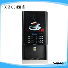 2015 touch sreen coffee dispensing machines Sapoe Manufacturer