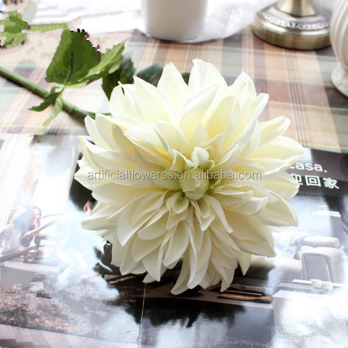 18 cm Diameter Artificial Flowers fake Dahlias
