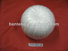 white large plastic halloween pumpkin