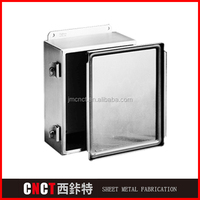 Sheet metal network cabinet metal box enclosures