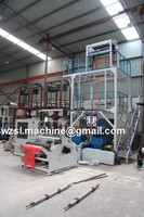 two layer pe film blowing machine 2015